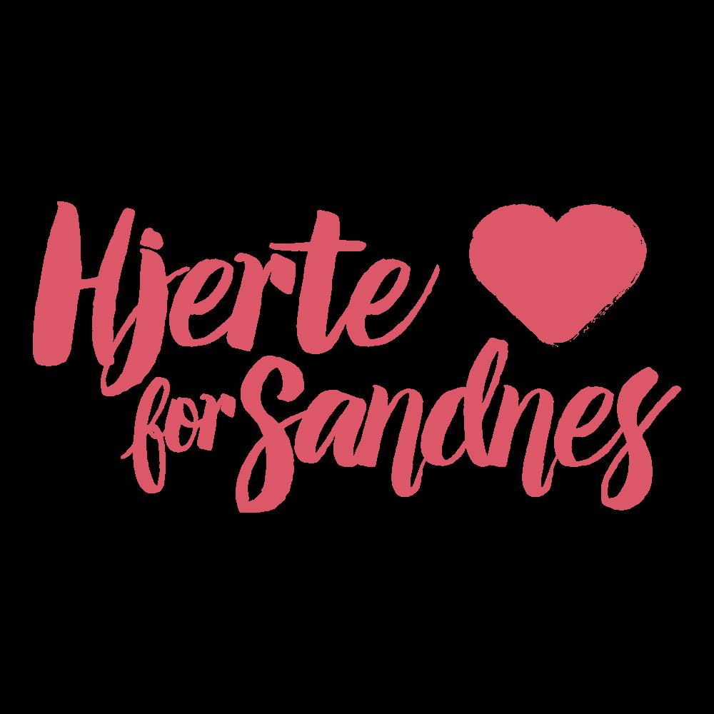 Hjerte for Sandnes